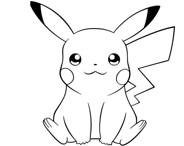 Coloriage Pokemon Imprimer