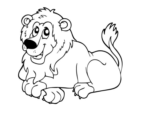 Раскраски животных для детей и малышей 120 штук - Распечатать или скачать бесплатно
