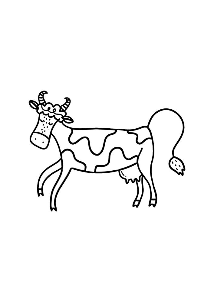 Сказочная корова