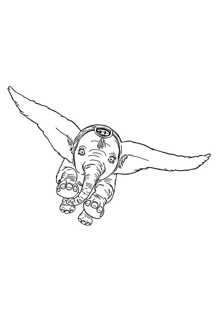 Летающий слон