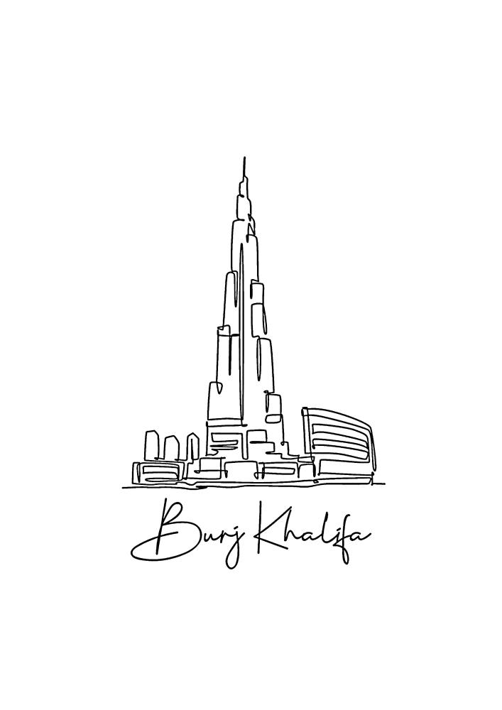Бурдж-Халифа