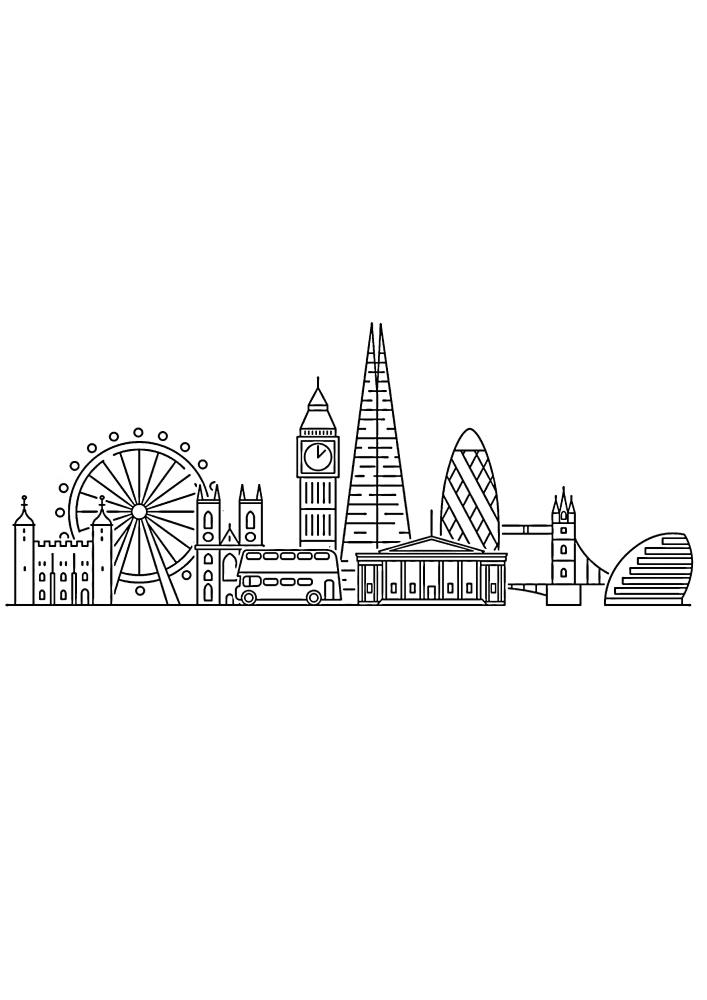 Маленький Лондон