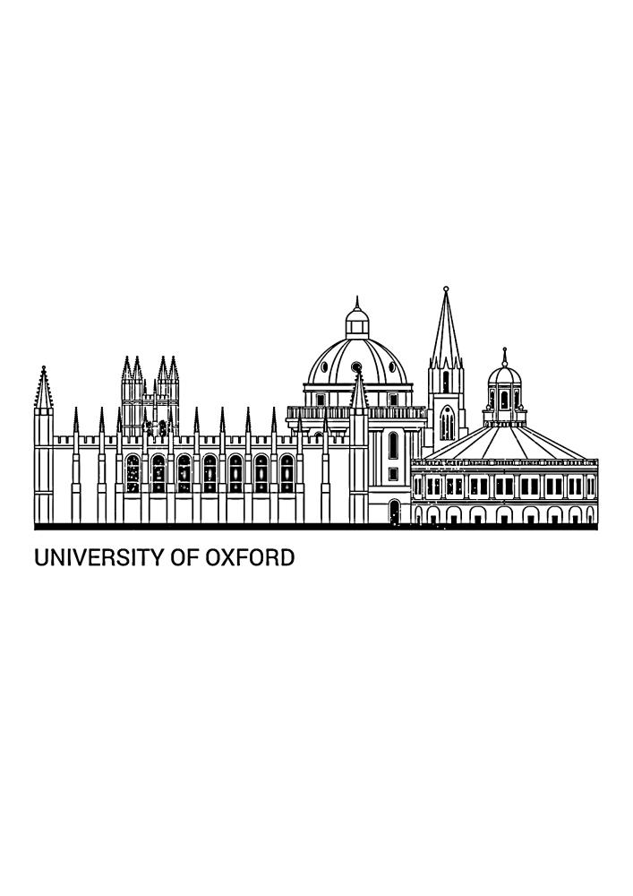 Оксфорд - один из лучших университетов мира