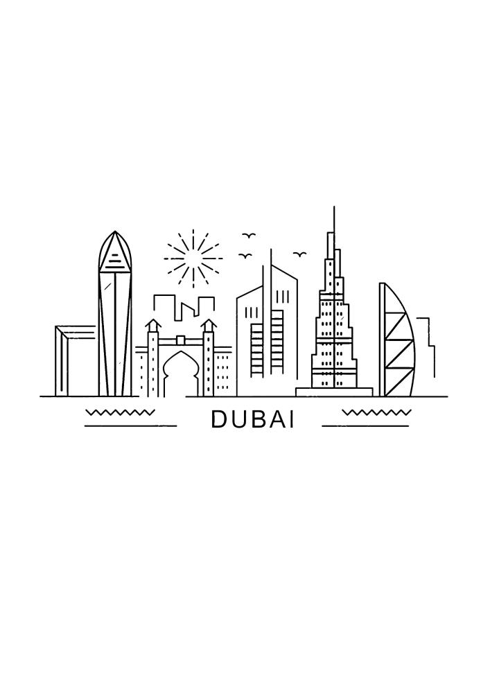 Дубай - центр Ближнего Востока