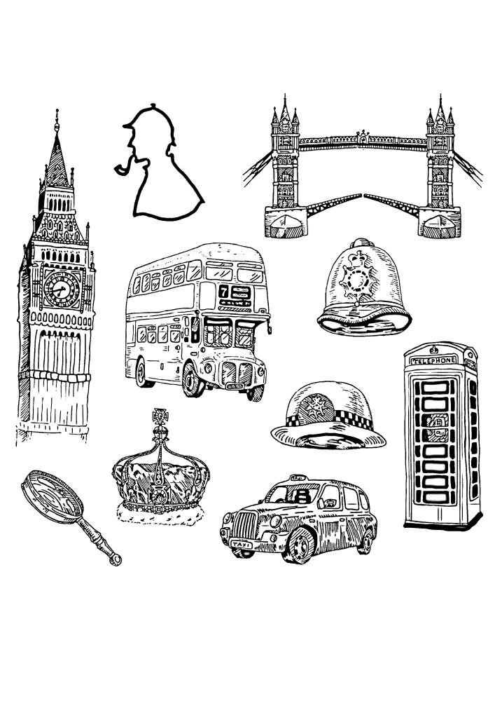 Лондонские объекты