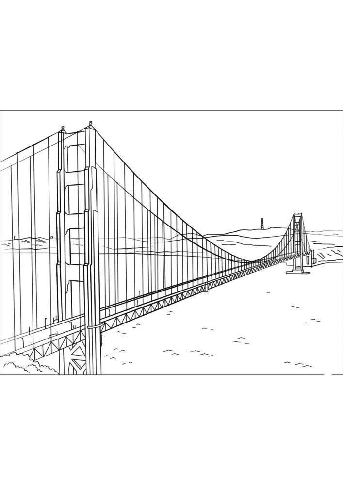 Знаменитый мост