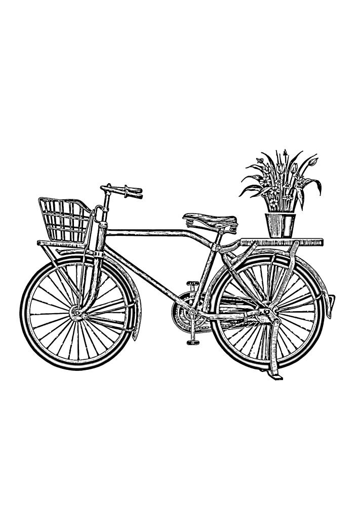 Удобное транспортное средство для перевозки небольших предметов