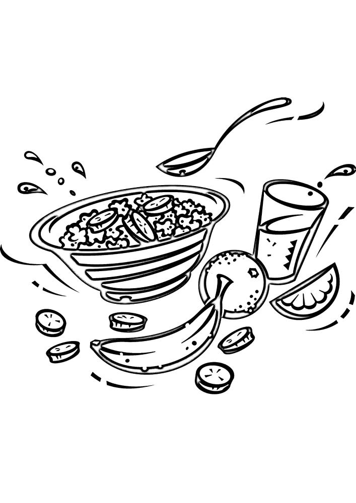 Еда и напиток