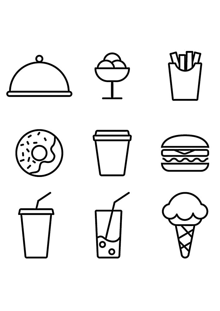 9 изображений вкусной еды