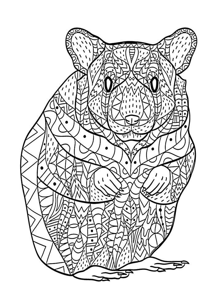 Антистресс - грызун