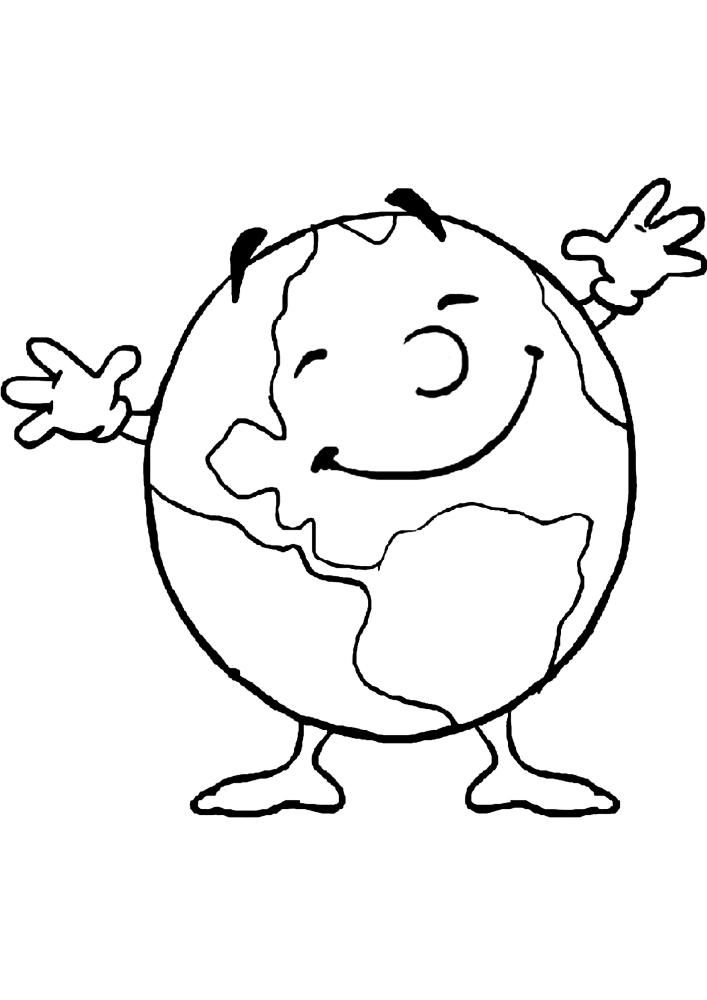 Весёлая Земля