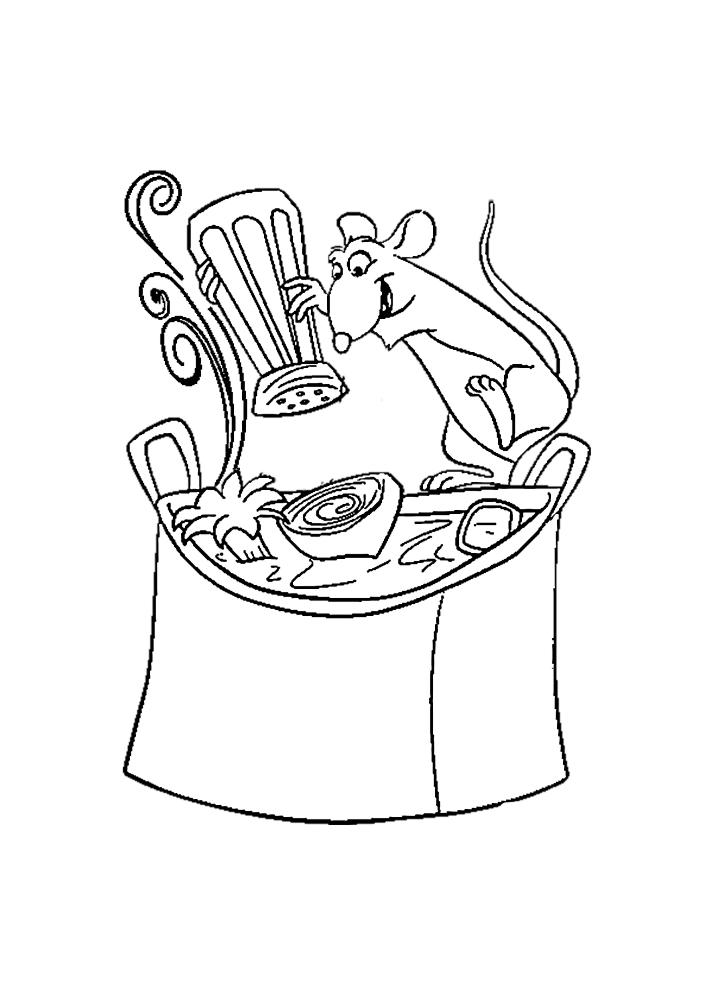 Специи - важный элемент в готовке блюда
