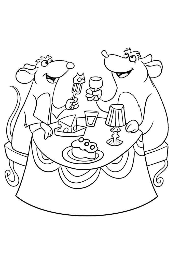 Плотный ужин